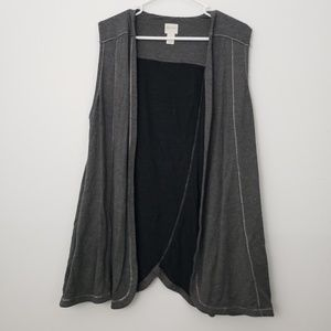 Zenergy by Chico's Aysemstric Vest